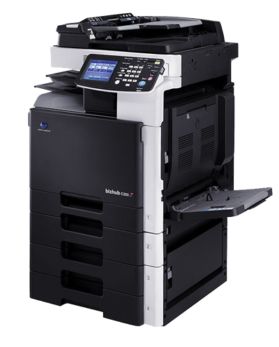 Alquiler de fotocopiadoras konica minolta